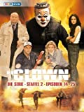 Der Clown - Die Serie, Staffel 2 (3 DVDs) [Import allemand]