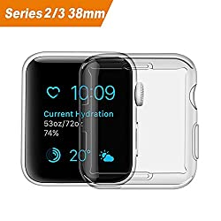 Apple Watch Case 38mm Series 3 Series 2 Screen Protector