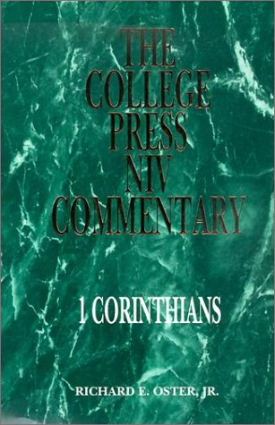 1 Corinthians  College Press Niv Commentary