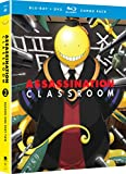 Assassination Classroom: Season One, Part Two (Blu-ray/DVD Combo)