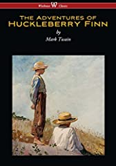 THE ADVENTURES OF HUCKLEBERRY FINN is a novel by Mark Twain, first published in the United Kingdom in December 1884 and in the United States in February 1885. Commonly named among the Great American Novels, the work is among the first in majo...