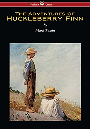 a literary analysis of adventures of huckleberry finn by mark twain The adventures of huck finn analysis - ghost writing essays samuel clemens better known as mark twain transformed american literature with his skilled representation of regional dialect and exploratory questions what made twain's adventures of huckleberry finn and chopin's the.