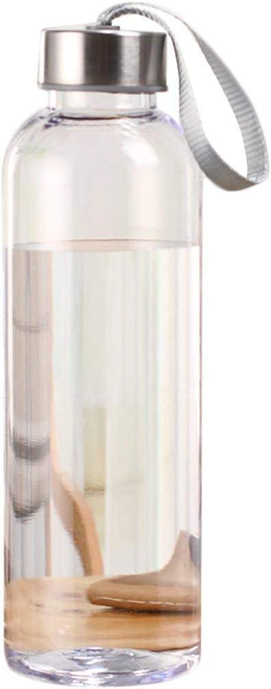LouiseEvel215 Tazza da Viaggio Portatile in plastica a Prova di perdite Tazza da Viaggio per Studenti Tazza da Trasporto Portatile Tazza Pratica da Trasporto