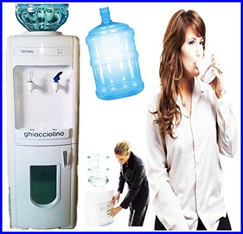 Dispensador de agua para botella enfriador de agua para oficina - Classic blanco: Amazon.es: Oficina y papelería