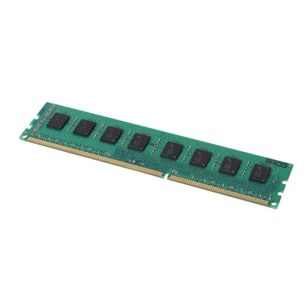 Xineker Memoria RAM DDR3 PC3-12800 8 GB, 1600 MHz, 240 Pines, DIMM, para Placa Base AMD