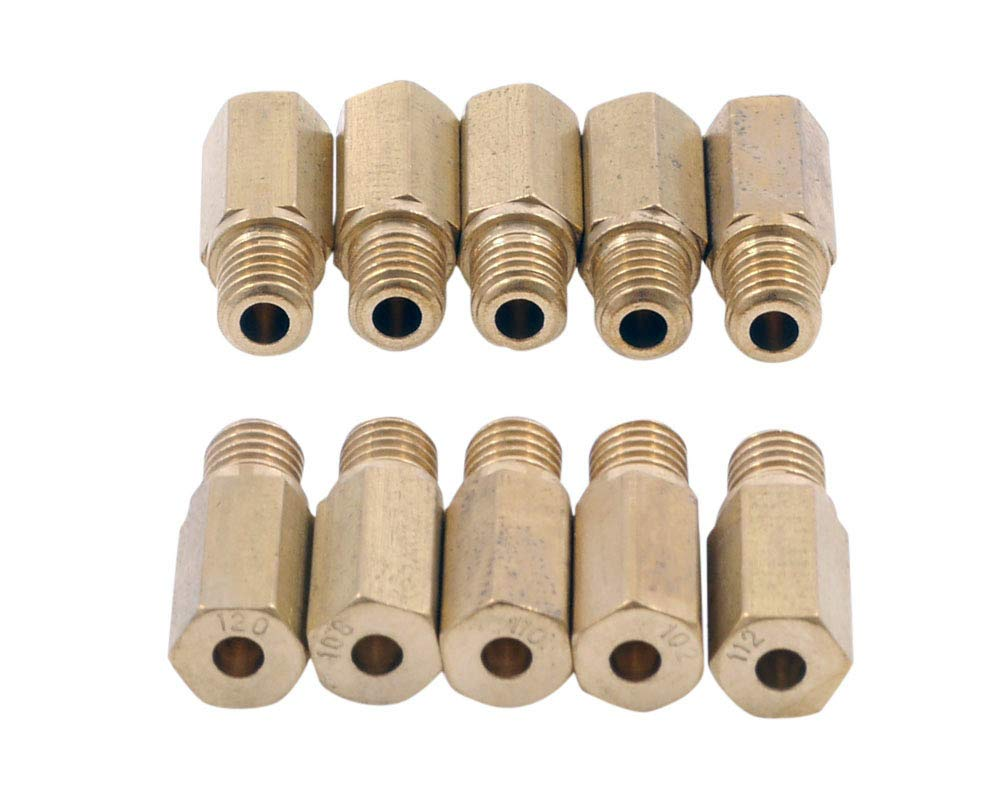 10Stk 5mm100-122 2EXTREME f/ür PWK M5 D/üsenset