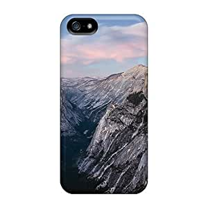 First-class Case Cover For Iphone 5/5s Dual Protection Cover Scary Heights Kimberly Kurzendoerfer