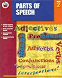 Parts of Speech, Carson-Dellosa Publishing Staff, 0742418529