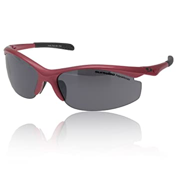 Sunwise - Peak Mk 1 Black - Sports & Outdoor Activity Sunglasses by Sunwise mUoRi