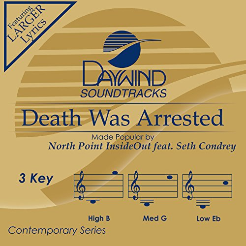 Death Was Arrested Album Cover