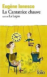 La Cantatrice Chauve / La Lecon (Folio)