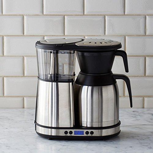 Ailvo 12-Cup Programmable Coffeemaker, Black