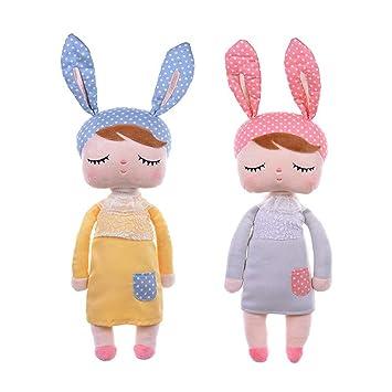 Amazon.com: Juguetes de felpa para bebé niñas Metoo Muñecas ...