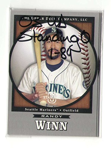 2003 Upper Deck Standing O - SEATTLE MARINERS Team Set