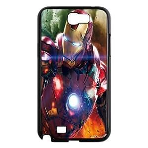 Samsung Galaxy N2 7100 Cell Phone Case Black Iorn Man VIU133123