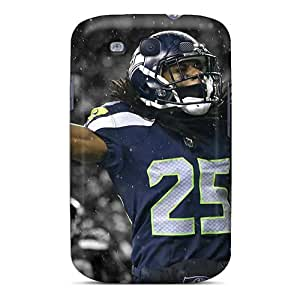 Durable Ultimate Fantasy Nfl Draft S Back Case/cover For Galaxy S3