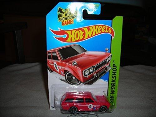 datsun wagon hot wheel - 4