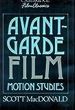 Avant-Garde Film, Scott MacDonald, 0521381290