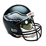 Riddell NFL Philadelphia Eagles Deluxe Replica Football Helmet