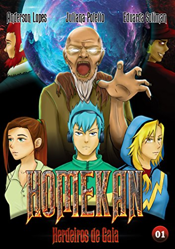 Resultado de imagem para Homekan - Herdeiros de Gaia