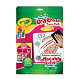 Crayola Dry Erase Travel Pack, Pink
