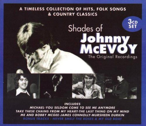 Shades of Genuine Free Shipping Johnny Mcevoy All stores are sold 3cd Import Boxset