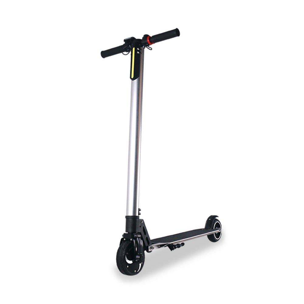 BEBK; patinete eléctrico plegable, escúter eléctrico, luz ...