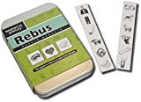 Rebus Puzzle Magnet Kit - Made in the USA by the Makers of Magnetic Poetry
