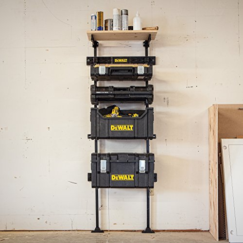 DEWALT DWST08270 Tough System Workshop Racking System with Tough System Organizer by DEWALT (Image #2)
