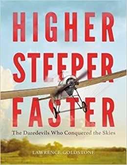 Image result for higher steeper faster