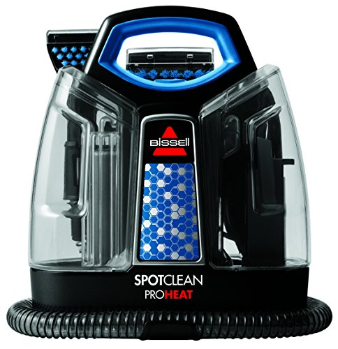 BISSELL SpotClean ProHeat Portable Spot Cleaner, 5207F (Portable Auto Steam Cleaner compare prices)