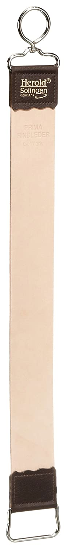 Fantasia 1500 - Asentador para navajas de afeitar (piel, 49 cm de largo)