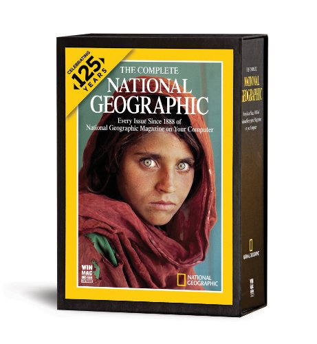 (The Complete National Geographic - 125 Years (1888 - 2012) )