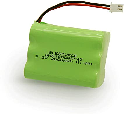 2gig-Batt2X Control Panel Battery Pack Go!Control Replacement Backup battery