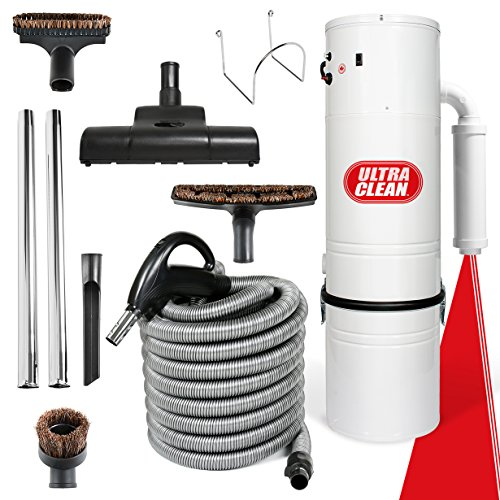 ultra clean central vacuum - 5