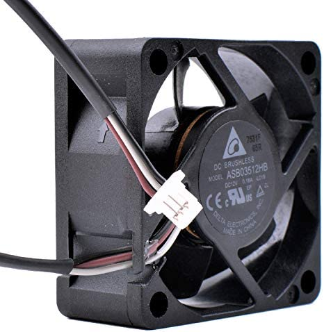 Brand new original Delta ASB03512HB-LO19 35mm fan 3515 35x35x15mm DC12V 0.18A Slim projector cooling fan
