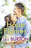 Front cover for the book Hope Flames by Jaci Burton