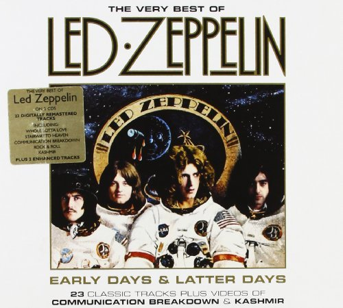 Early Days and Latter Days - The Very Best of Led Zeppelin by Led Zeppelin (2003-04-15) (Early Days The Best Of Led Zeppelin)