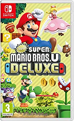 New Super Mario Bros. U Deluxe & Donkey Kong Country: Tropical ...