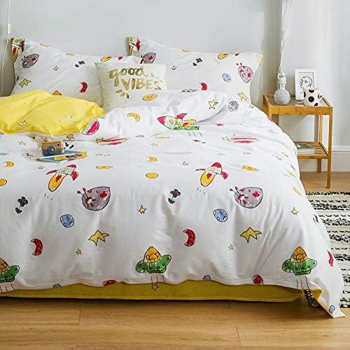 LAYENJOY Adventure Reversible Comforter Pillowcase