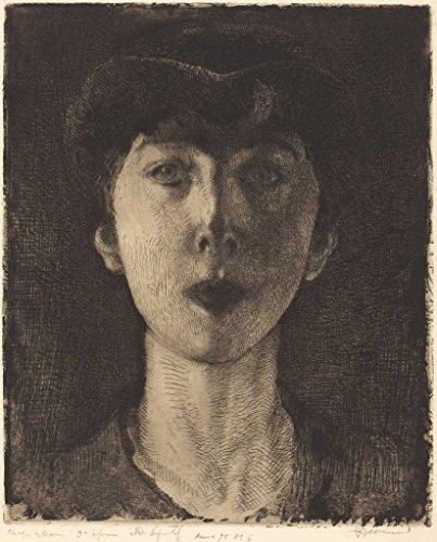 Fine Art Print | Queen Elisabeth of Belgium (La Reine lisabeth de Belgique) 1917 | Albert Besnard | Vintage Wall Decor Poster Reproduction | 11in x 14in