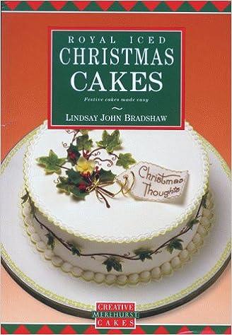 Easy Christmas Cake Decorating Ideas.Royal Iced Christmas Cakes Festive Cakes Made Easy