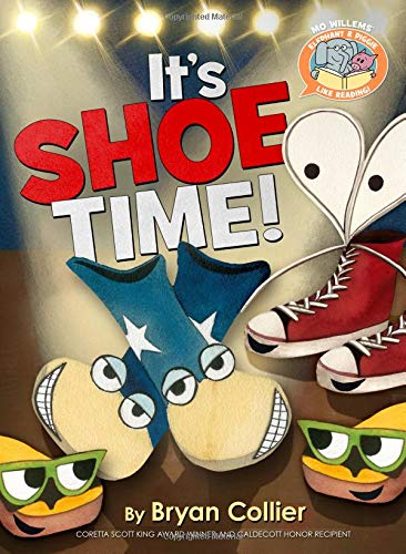 Elephant & Piggie Like Reading! It's Shoe Time! pdf epub