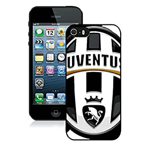 iPhone 5 5S Case ,Unique And Fashionable Designed Case With Juventus 6 Black For iPhone 5 5S Phone Case