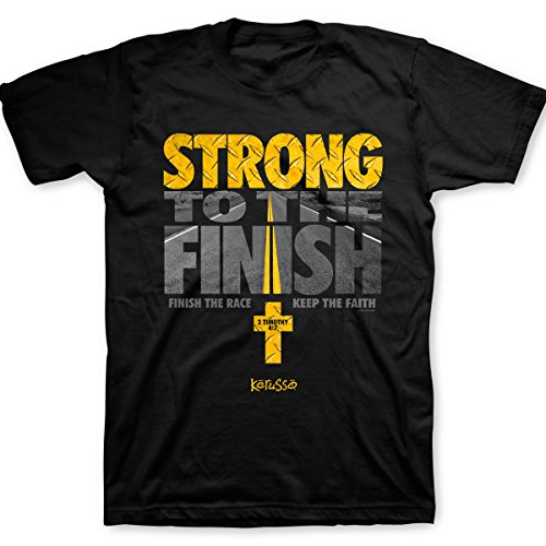 , Tee, XL, Black - Christian Fashion Gifts (Christian Mens Shirt)