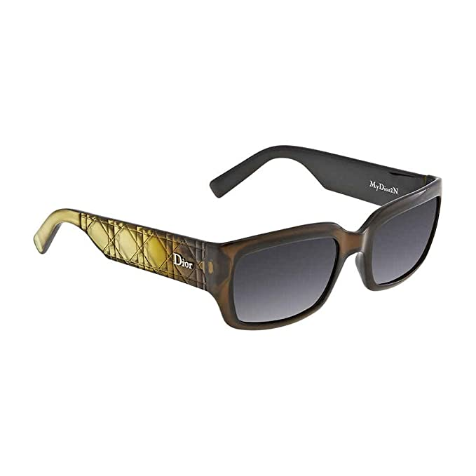 Amazon.com: Dior Mydior Gradient Gafas de sol rectangulares ...