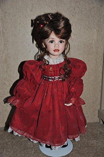ove Rose Porcelain Doll - Item # 040103114 Osmond ()