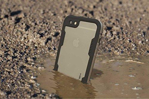 Ghostek Atomic 2.0 Waterproof Case Apple iPhone 6/6S Silver