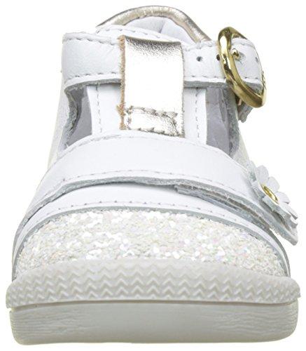 PoppyBaby Babybotte Babybotte Sneakers PoppyBaby Biancobiancobeige 108 rxodCBe