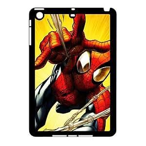 Durable Plastic Shell Cover for Apple iPad Mini 2/iPad Mini Protective custom cases and skins-Spider Man Spiderman Hero-1